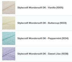 Stylecraft Wondersoft DK