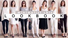 Spring Summer Lookbook 2016 Juhu, heute mal ein Lookbook im minimalistischen Stil. Hoffe es gefällt euch :-* Oh nein mir ist mal wieder ein Fehler unterlaufe...