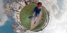Jonas Ginter has been kicking around the idea of 360-degree video for over two years.
