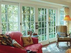 ReliaBilt 95.5-in 10-Lite Glass Steel French Inswing Patio Door ...