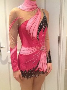 Rhythmic Gymnastic Leotard | eBay