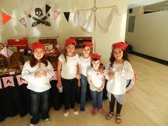 Las niñas de Piratas
