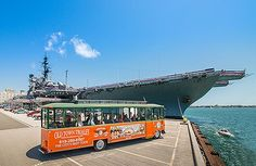 "To celebrate Veterans Day, Old Town Trolley Tours has FREE tours for active duty and Veterans in Boston, Key West, Savannah, San Diego, St. Augustine, and Washington, D.C. For more details (including days and routes) about this Veterans Day salute directly from the Old Town Trolley Tours website, click the ""website"" link on our detailed listing. While on our site, leave a review for this, or any of the over 100,000 local and national businesses listed there."
