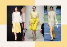 Giallo e Beige  -cosmopolitan.it