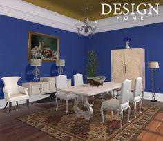 Charming dining room by Tiffani valencia