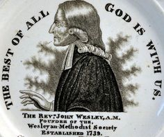 The top right of the letter 'N' in the word 'JOHN' is in-filled (see bottom right detail). Note also the heavy left foot of the letter 'M' in 'Methodist'. Christian Mysticism, John Wesley, Demonology, Persecution, Witchcraft, Catholic, Past, Letter, Note