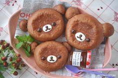 cocoa bear buns