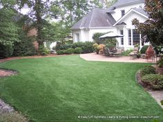 Have you tried our digital makeover yet? http://www.easyturf.com/homepage/free-artifical-grass-lawn-digital-makeover/ l artificial turf l outdoor living l backyard l fake grass