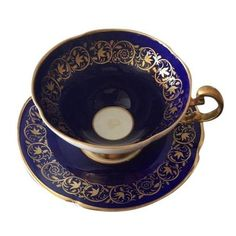 Vintage Royal Bone China Tea Cup and Saucer ($35) ❤ liked on Polyvore featuring home, kitchen & dining, drinkware, fillers, kitchen, mugs, other, mugs & cups, white mug and english teacups