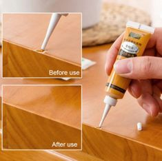 Buy Solid wood furniture repair paint color paste wood floor repair paste wood floor scratch repair wood color paint at Wish - Shopping Made Fun Repair Scratched Wood, Scratched Wood Floors, Wood Floor Repair, Wood Repair, Furniture Scratches, Furniture Repair, Furniture Removal, Furniture Projects, Solid Wood Furniture