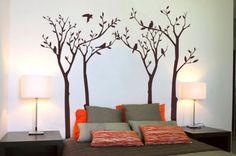 Картинки по запросу роспись стен сакура