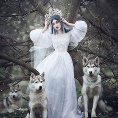 Checkout these stunning 22 fantasy inspired images by Margarita Kareva… I feel I'm in dreamworld now.