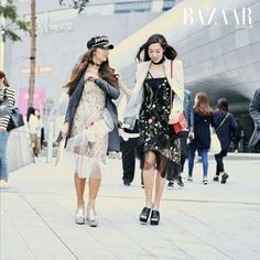 Floral for spring ARE groundbreaking  especially when worn like this!  See more of the best #streetstyle in motion from the last day of #SeoulFashionWeek on harpersbazaar.com.sg now! (: @halopeoplekr) #HarpersBazaarSG #HERASG #HERASeoulFashionWeek #StreetStyleInMotion  via HARPER'S BAZAAR SINGAPORE MAGAZINE OFFICIAL INSTAGRAM - Fashion Campaigns  Haute Couture  Advertising  Editorial Photography  Magazine Cover Designs  Supermodels  Runway Models