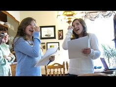 Twin Sisters Open Their Mission Calls Together in Touching Spiritual Moment