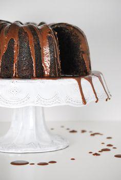 Black Bottom Cake
