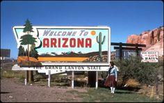 Welcome to Arizona, 1950s