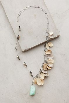 Botanic Gardens Necklace #anthrofave #anthropologie