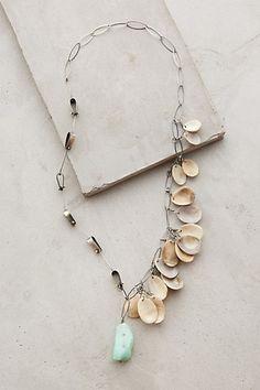 Botanic Gardens Necklace #anthrofave #anthropologie.com