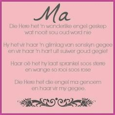 moedersdag boodskappies in afrikaans Strong Quotes, Mom Quotes, Sign Quotes, Words Quotes, Mom Sayings, Daughter Quotes, Prayer Quotes, Free Quotes, Qoutes