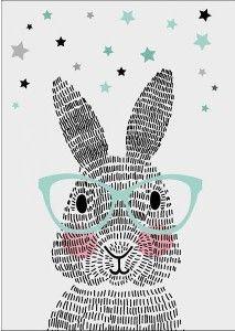 poster mr rabbit