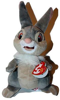 4a30e0224f5 Amazon.com  Ty Original Beanie Babies Thumper  Toys   Games