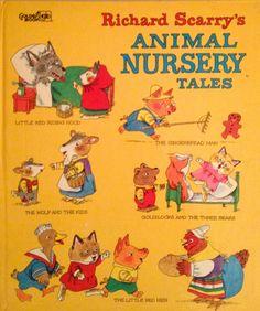 Richard Scarry's ANIMAL NURSERY TALES