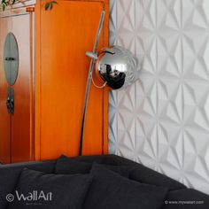 Interested in Wall Panels and Wall Decorations. MyWallArt is supplier and wholesale of eco friendly Wall Tiles/ Give an extra dimension to your walls! Decorative wall panel & Tiles in 24 stunning designs. 3d Wall Decor, Wall Decor Design, 3d Wall Art, 3d Wall Tiles, 3d Wall Panels, Loft Design, Metroid, Kermit, Interior