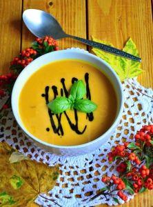 Jesenná tekvicová polievka Pudding, Desserts, Food, Meal, Custard Pudding, Deserts, Essen, Hoods, Dessert