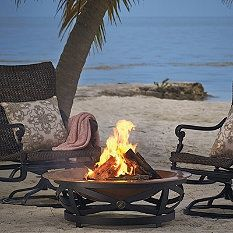 Fire Pit - Outdoor Fire Pits - Gas Fire Pit - Frontgate