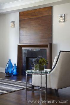 fireplace design by #eeid