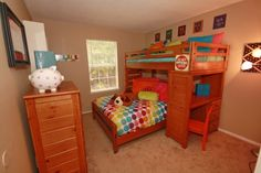 Cozy bedrooms with tons of space! Atlanta Apartments, Cozy Bedroom, Bunk Beds, Toddler Bed, Bedrooms, Space, Furniture, Home Decor, Cozy Dorm Room