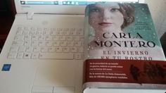 Emocionada os traigo el nuevo libro de Carla Montero, El invierno en tu rostro. Se publica el día26 de Mayo de 2016 y tiene una pinta estupenda. Os cuento, es novela histórica con romance, he leí…