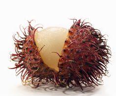 Indonesian Fruit Rambutan