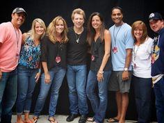 Bon Jovi Meets Ellen Fans! I want to meet him too!!