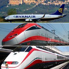 Perugia, 24 aprile 2017. Alta velocita ferroviaria e sviluppo dell'aeroporto in Umbria, l'attesa è finita: o si è capaci di fare o se ne traggano le conseguenze.
