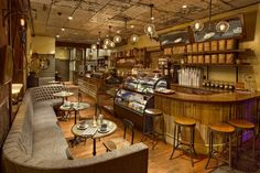 One Shot Coffee: Crafting History Through Interior Design