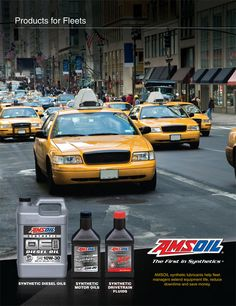 AMSOIL Products for Fleets Brochure http://ispeakoil.shopamsoil.com/ A must if you have fleet vehicles