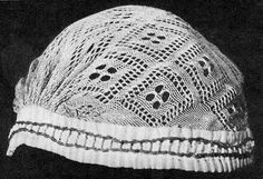 Sprang cap - Ukraine  It seems sprang is a form of lace or weaving.  Here is a site describing how it is done http://www.denblauwenswaen.nl/public/sites/english/techniques/sprang/sprang_how_it_works.htm