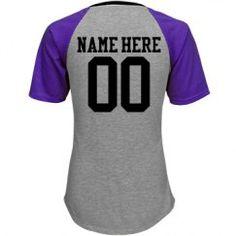Custom Baseball Mom Jersey this kind of t shirt ?