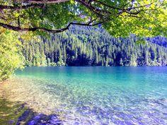 Qué ver en Trento? | Lago di Tovel y Lago di Caldonazzo - Bocas de Pato Water, Outdoor, Beautiful, Lakes, Italia, Natural Playgrounds, Mouths, Fotografia, Gripe Water