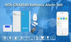 Neutron Smart Home Kablosuz Alarm Seti #NeutronSmartHome
