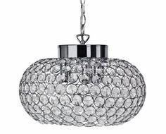 lampa wisząca 3 x 40W E14
