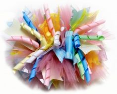 Bowdabra Bow Maker Tutorial--How To Make a Funky Loopy Hair Bow