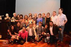 """El 2 Festival Internacional de Cine de las Tres Fronteras finalizó este sábado 5 de noviembre con la entrega de los Premios """"Andresito"""" a los ganadores de las competencias de ficción, documental, cortos y cortos regionales. Casino Iguazú se lució con la alfombra roja y entrega de los premios que  se realizó en Café Magic"""