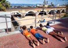 St James & Kalk Bay - fun in the sun. #Africa #SouthAfrica #CapeTown