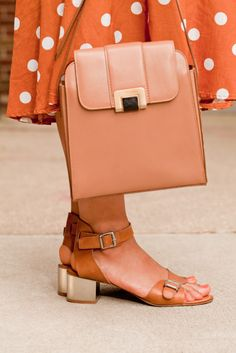 And the dress... and the shoes...  | Bags for women