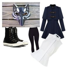 """""""Oc"""" by drawinxouo on Polyvore featuring art"""