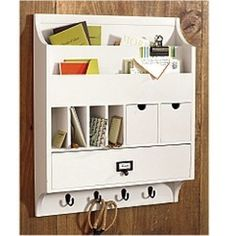 Mail organizer - want in black