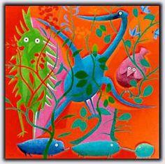 Alfred Pellan Armand Vaillancourt, Alfred Pellan, Clarence Gagnon, Rene Magritte, Canadian Art, Modern Artists, Art Plastique, Visual Arts, Printmaking
