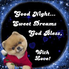 Everyday Cards,Good Night section. This ecard can be sent to anyone with your love! Permalink : http://www.123greetings.com/general/goodnight/god_bless_1.html